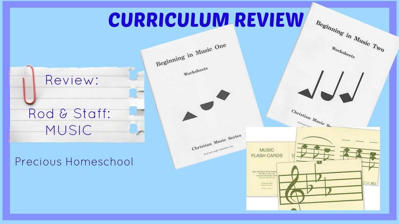 Workbooks rod and staff workbooks : Curriculum Walkthrough: Rod & Staff: Music - YouTube