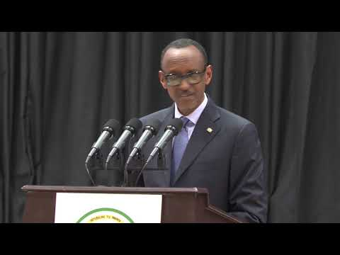 Annual Diplomats' Luncheon | Remarks by President Kagame | Kigali, 22 February 2019