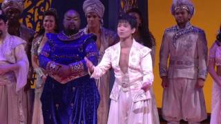 aladdin curtain speech by telly leung for the actors fund