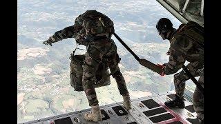 Embarqué - Commandos parachutistes