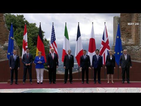 G20 leaders to meet in Germany