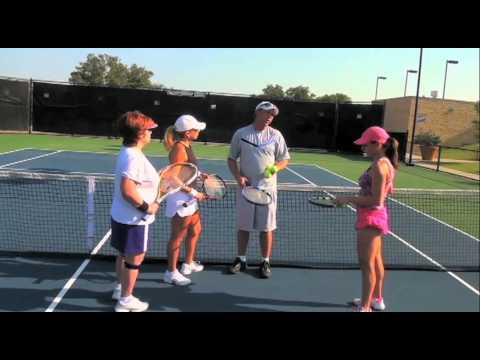 A tennis membership at The Sports Club Four Seasons