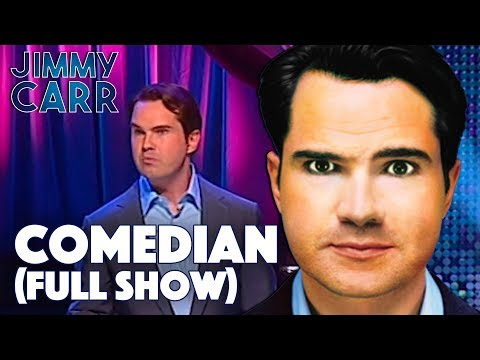 Jimmy Carr: Comedian (2007) FULL SHOW | Jimmy Carr