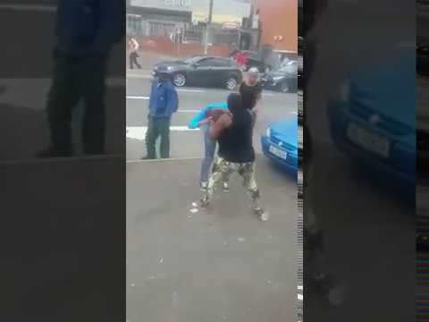 Malawians fighting in South Africa