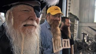 Beard Growing Contest | Iowa State Fair 2013
