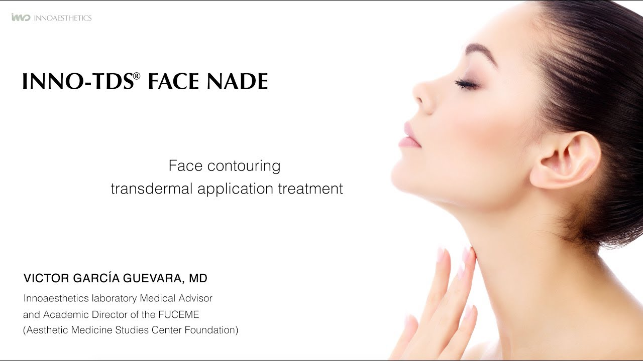 INNO-TDS® Face Nade: face contouring treatment by INNOAESTHETICS