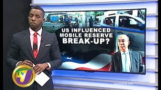 TVJ News: USA Influenced Mobile Reserve BREAK-UP? - August 9 2019