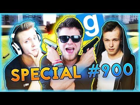 GARRY'S MOD [#900] SPECIAL - WIELKI MINI TURNIEJ | With: Rogalik, Damian thumbnail