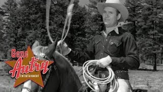 Gene Autry - Blue Canadian Rockies (from Blue Canadian Rockies 1952)
