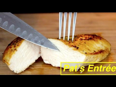 What temperature to cook chicken breast in a fan oven