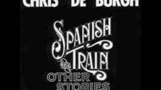 Patricia The Stripper - Chris de Burgh (Spanish Train 4  of 10)