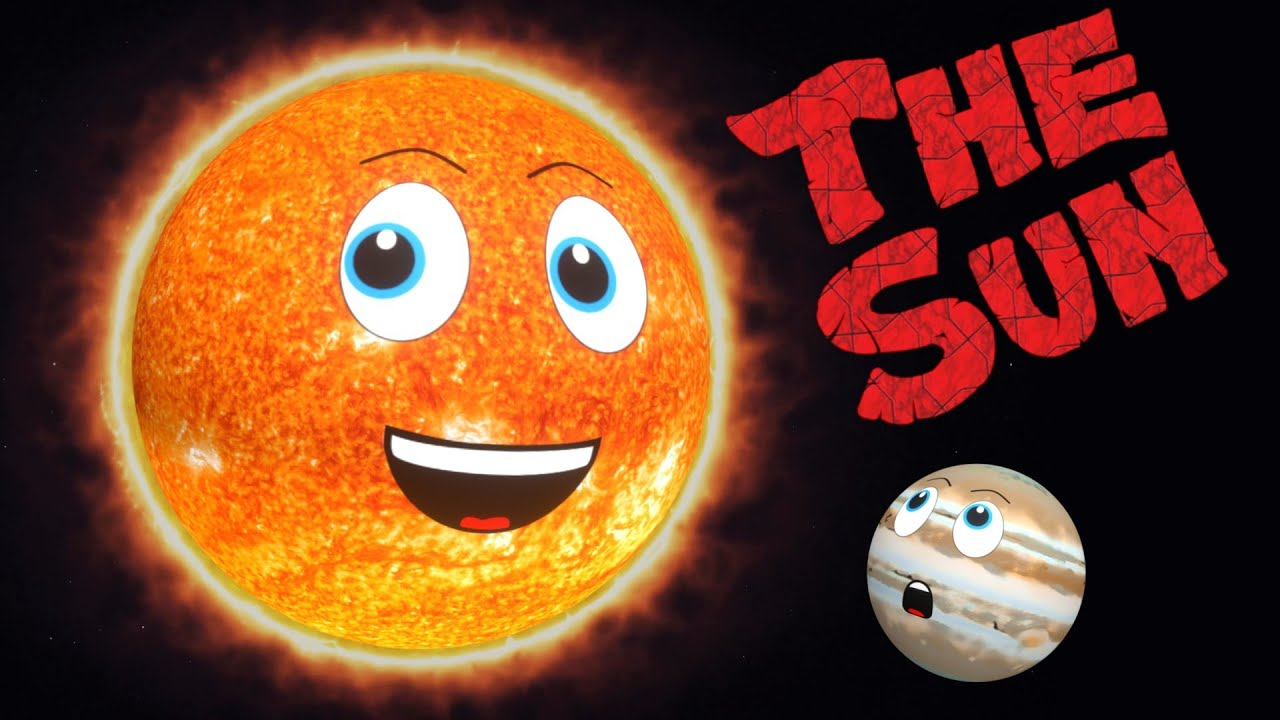 The Sun for Kids - Solar System Planets