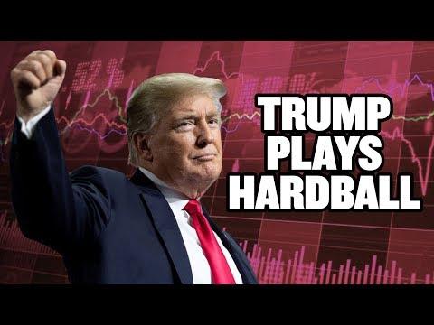 Trump Plays Hardball With China on Trade | US China Trade Deal or Tariff