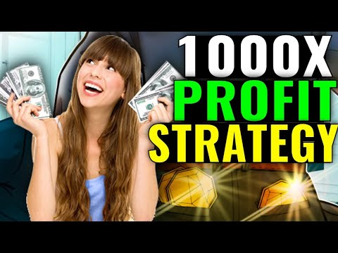1000X PROFIT GUARANTEED | BEST CRYPTO TRADING STRATEGY