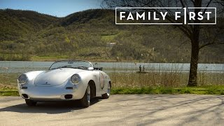 This Porsche 356 Speedster Puts Family First