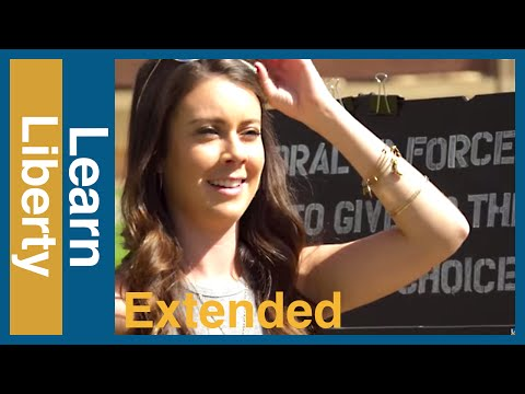 Free Market Economics: Charity vs. Taxation – What is the Difference? Extended Cut - Learn Liberty