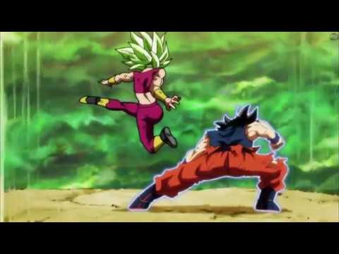 Post Malone - ROCKSTAR (AMV) Ultra Instinct Goku vs SSJ2 Kefla