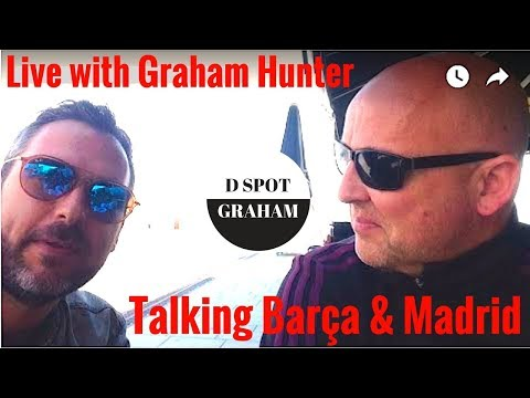 FC Barcelona Live News Update with Graham Hunter | Real Madrid vs Betis 0-1 full match recap