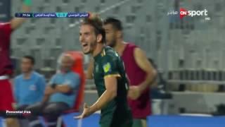 رياضة  هدف ملغي يثير غضب الجماهير في البطولة العربية