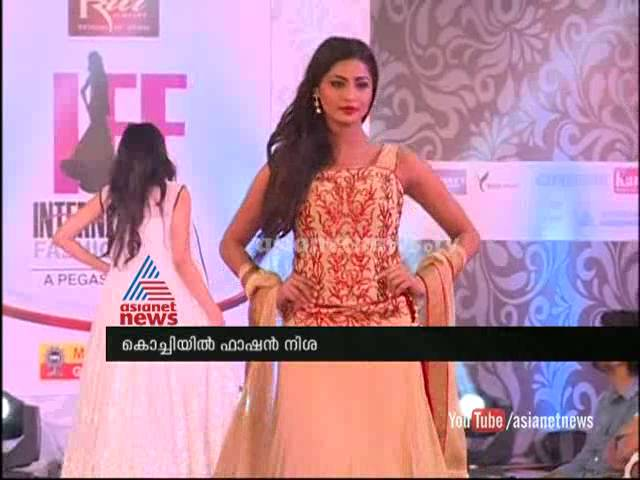 Manappuram Riti Jewellery International Fashion Fest Kochi