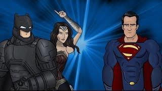 Come Batman V Superman Dawn of Justice Sarebbe Dovuto Finire - Doppiaggio