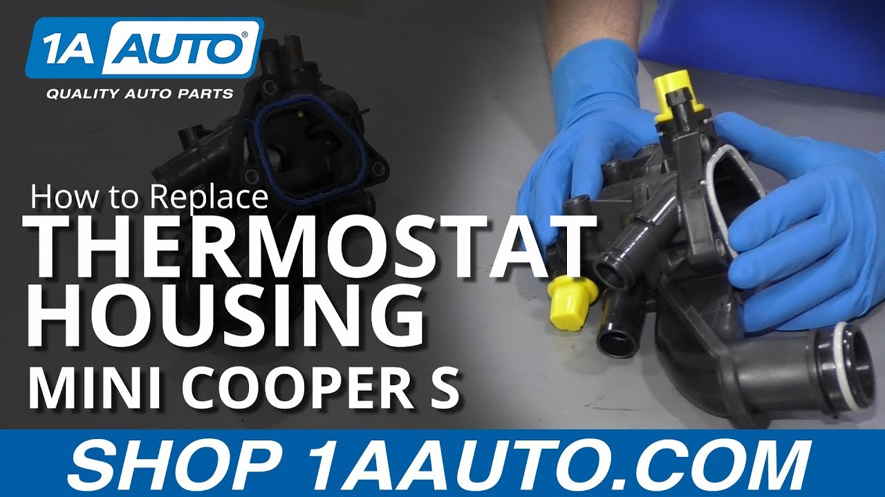37 5 MB] Download Lagu How to Replace Thermostat Housing 07