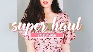 SUPER HAUL ROPA CHINA - Zaful & Shein |Eynin24