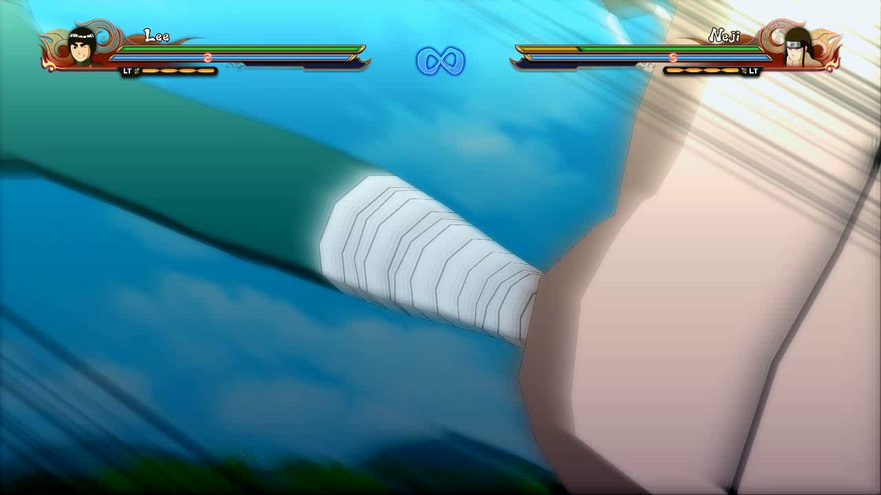 Super Mini Rock Lee Combo Breaker