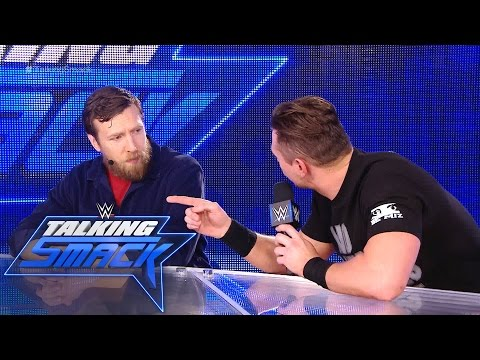 Watch The Miz absolutely implode: WWE Talking Smack, Jan. 3, 2017