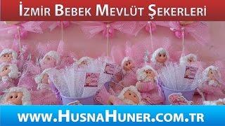 İzmir Bebek Mevlüt Şekerleri Hüsna Hüner - 0544 230 3341