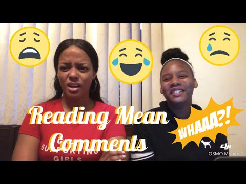Reading Mean Comments| DRUG TESTING MY TEEN 7-9-18