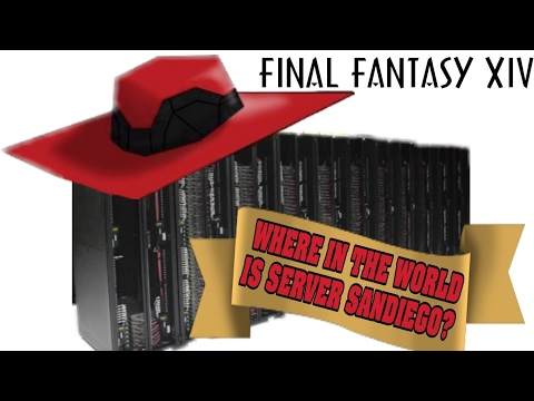 New FFXIV Servers: Where Are They And What's Your Ping?