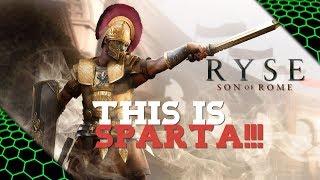 RYSE: SON OF ROME - O FIM ESTÁ PRÓXIMO!!! #2
