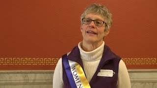League of Women Voters celebrates 100th birthday