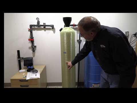 Calcite Acid Neutralizer 5900-BT Installation Part 1