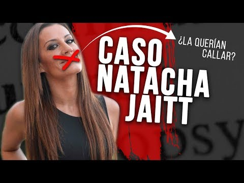 CASO NATACHA JAITT: Lo que los medios no te quieren contar