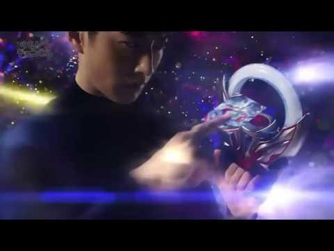 Ultraman Orb ( Orb Trinity) & Ultraman Zero vs Mecha Gomora & Judas Spectre