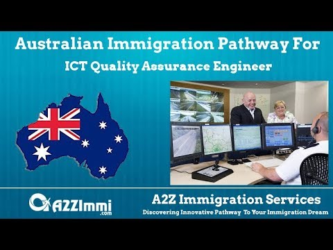 Australia Immigration Pathway for ICT Quality Assurance Engineer (ANZSCO Code: 263211)