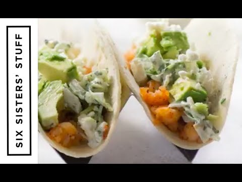 How To Make Healthy Cilantro Lime Shrimp Tacos