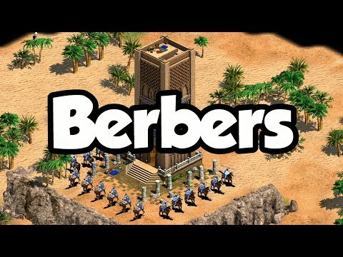 Berbers Overview AoE2