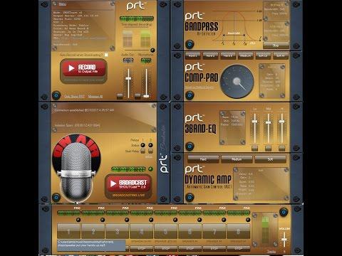 Pro Radio Tools Studio Version Demo My Myself