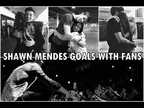 SHAWN MENDES M&G GOALS WITH FANS THAT WILL MAKE YOU CRY