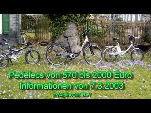 pedelecs informationen e bike 250 watt von 570 bis 2000