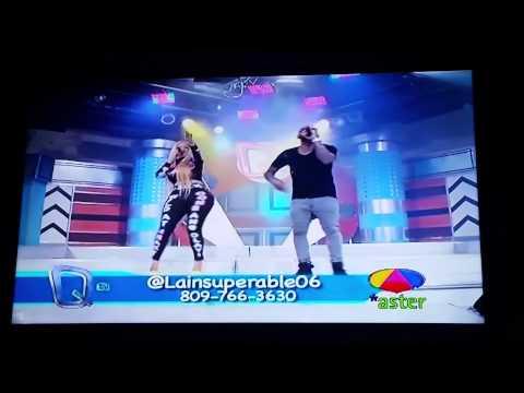 La insuperable cantando en vivo en el programa QTV canal 15