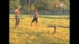 Ekrem i Ljuba vježbaju karate - FARMA 4