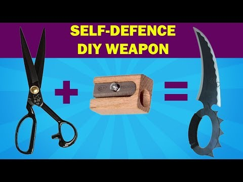build-your-diy-weapon-for-self-defence-[easy]
