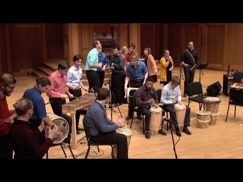 Lawrence University Percussion Ensemble (LUPÉ) - November 12, 2017