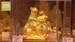 В нашем следующем видео - удивительные украшения, связанные с наступающим годом Собаки