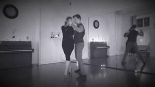 Jakub Grzybek & Patrycja Cisowska- Tango Online Lesson 3