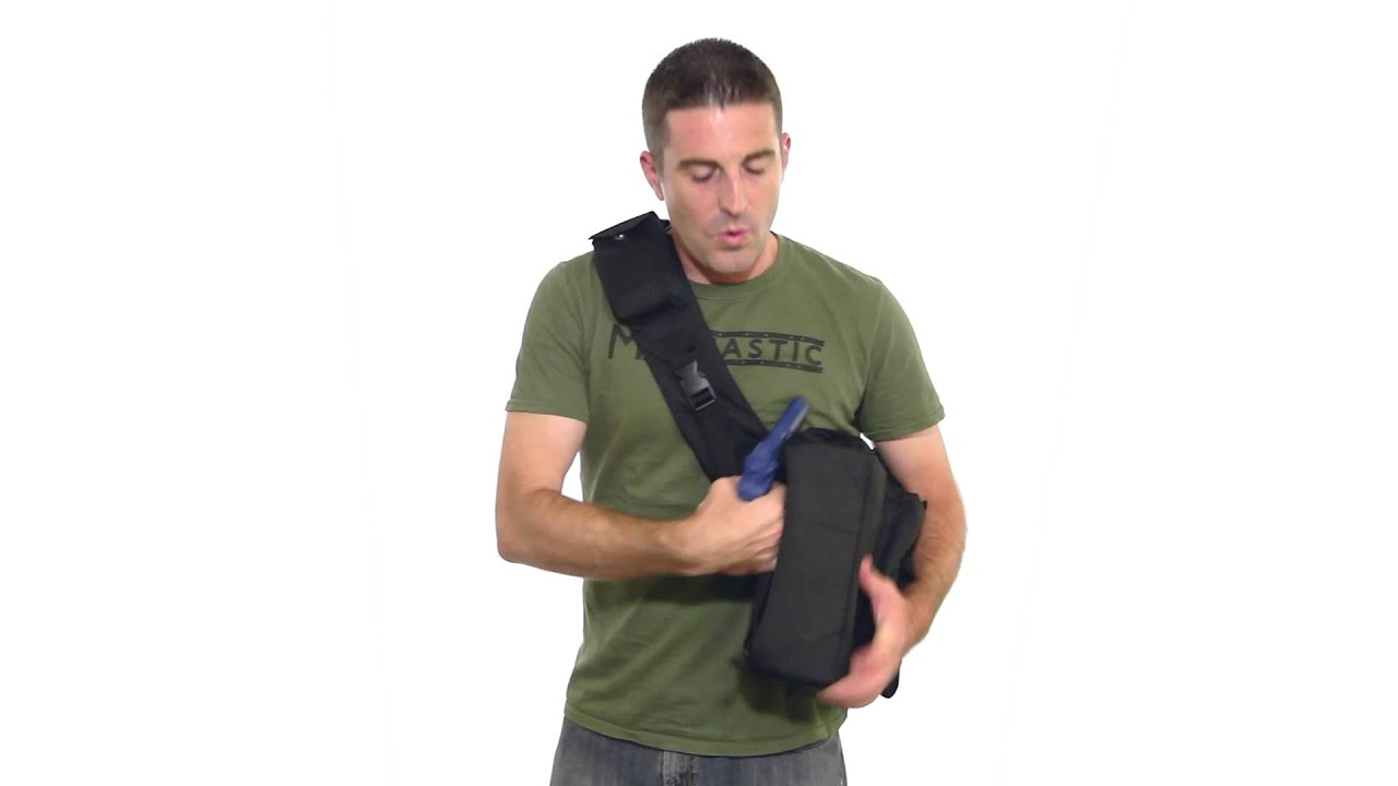 Man-PACK 201 (concealed carry) - YouTube